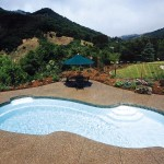 Fiberglass Swimming Pool Paint Color Finish Whisper White 17