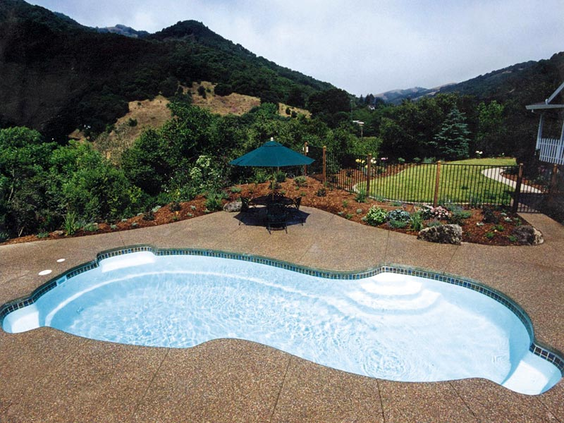 pool paint colorsFiberglass Swimming Pool Paint Color Finish Whisper White 17