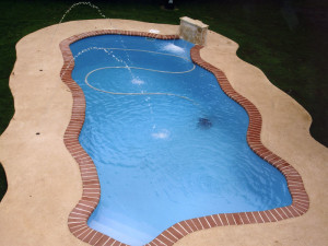 Key West Medium Inground Fiberglass Viking Pool 22