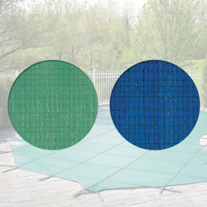 Lite Solid Fiberglass Swimming Pool Safety Mesh