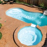 Modular Units Viking Fiberglass Inground Pools 1