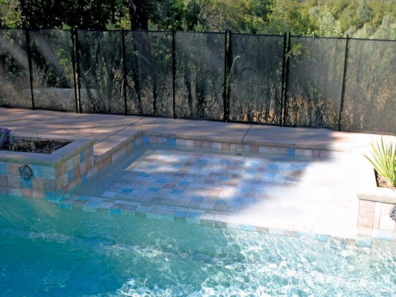 Modular Units For Viking Fiberglass Inground Swimming Pools