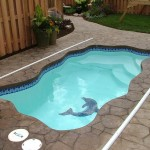 Mosaics Viking Fiberglass Swimming Pools 1