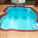 Mosaics Viking Fiberglass Swimming Pools 18