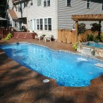 Mosaics Viking Fiberglass Swimming Pools 21