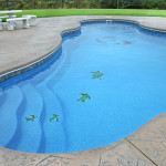 Mosaics Viking Fiberglass Swimming Pools 4