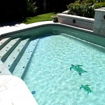 Mosaics Viking Fiberglass Swimming Pools 40