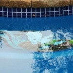 Mosaics Viking Fiberglass Swimming Pools 9