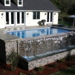 Vanishing Edges Viking Fiberglass Swimming Pools 1