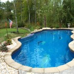Vanishing Edges Viking Fiberglass Swimming Pools 8