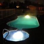 Viking Fiberglass Inground Swimming Pool Lighting 10