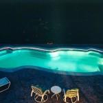 Viking Fiberglass Inground Swimming Pool Lighting 12