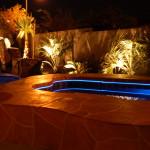 Viking Fiberglass Inground Swimming Pool Lighting 16