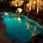 Viking Fiberglass Inground Swimming Pool Lighting 20