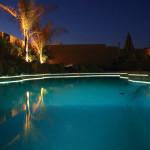 Viking Fiberglass Inground Swimming Pool Lighting 21