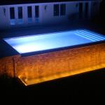 Viking Fiberglass Inground Swimming Pool Lighting 4