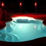 Viking Fiberglass Inground Swimming Pool Lighting 6