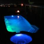 Viking Fiberglass Inground Swimming Pool Lighting 7
