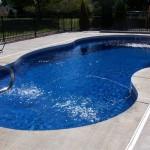 Viking Fiberglass Inground Swimming Pool Streams 2