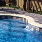 Viking Fiberglass Swimming Pool Cascades 15