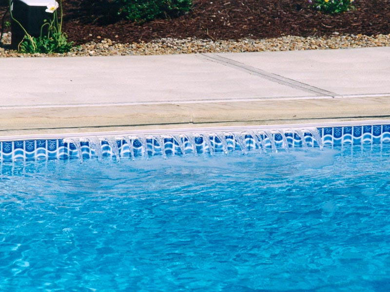 Swimming Pool Cascades In Maryland Virginia Amp Dc