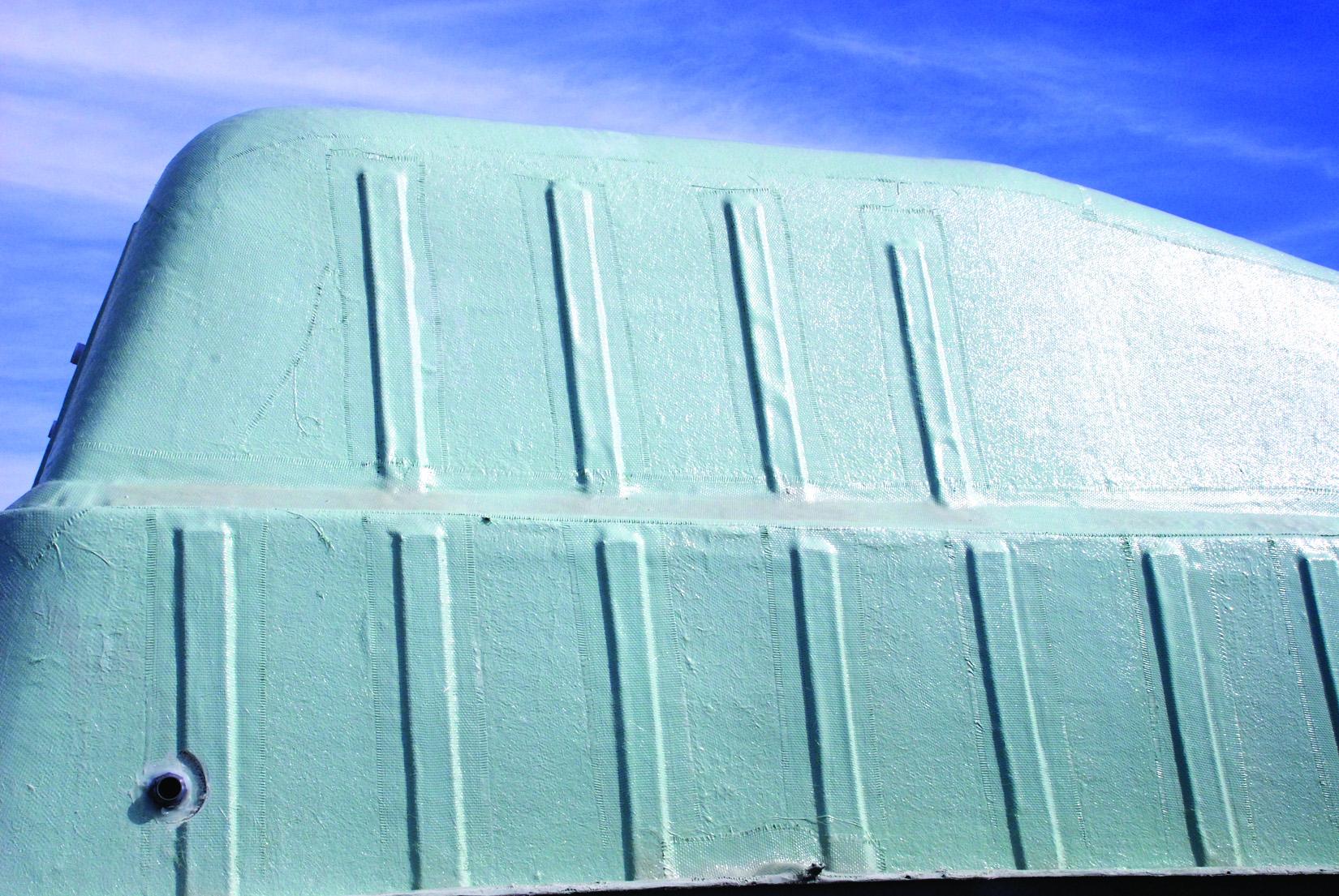 High Quality Fiberglass Inground Pool Manufacturing Step 07
